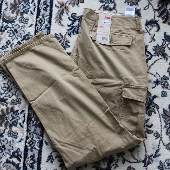 0ecf879c05 Levi's Pants | Levis Mens Ace Cargo I Relaxed Fit Cargo | Poshmark